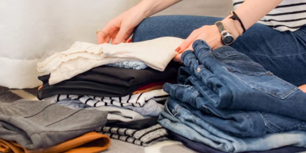 swap shop to avoid fast fashion