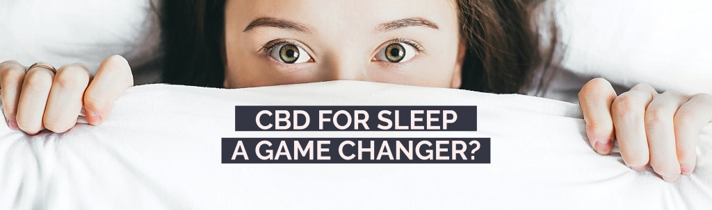 cbd for sleep - does it work