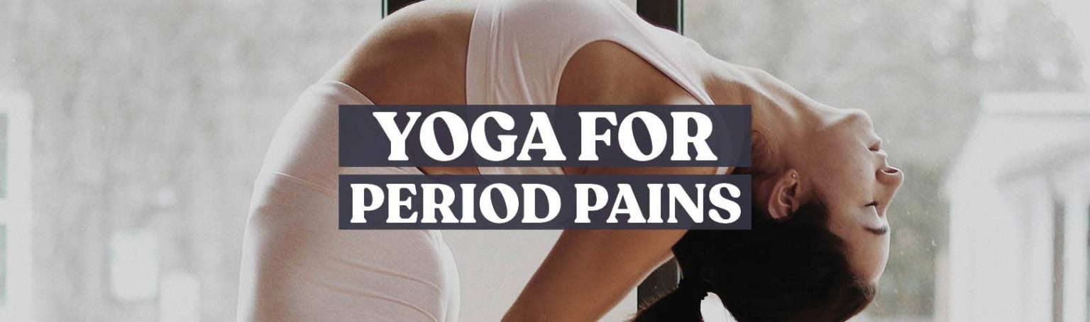 yoga for period pain