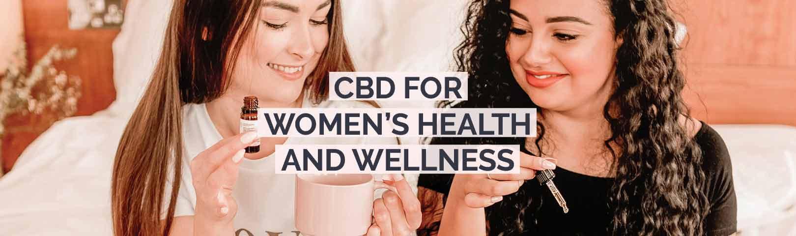 cbd for womens health and wellness