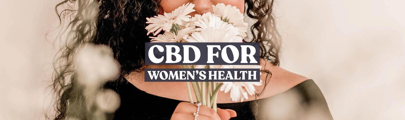 cbd for womens health