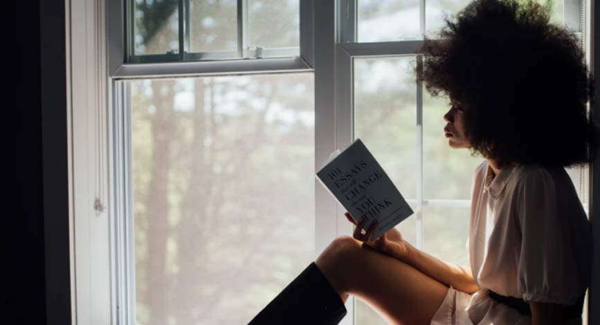 reading a book before bed can help you sleep better
