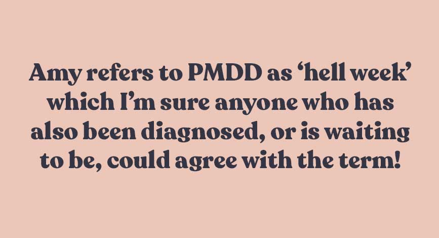 coping with pmdd