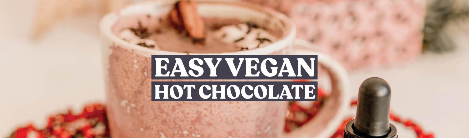 vegan hot choc