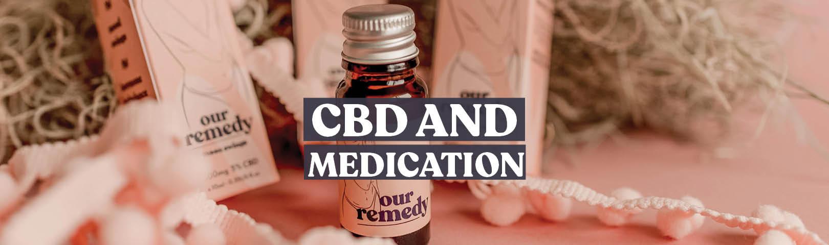 cbd and medication