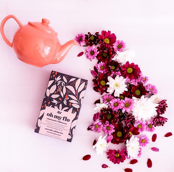 Adaptogenic tea