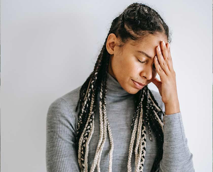 period headache